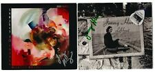 Jimmy Herring: 2 Autographed Cds w/ Orig Pick! Lifeboat/Subject to change withou