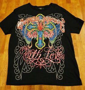 Christian Audigier T Shirt XL