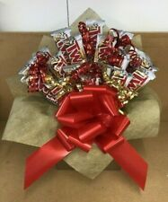 White Twix Chocolate Bouquet - Christmas Gift - Thank you - birthday
