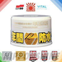Soft99 Fusso Coat Light PTFE JDM Car Wax