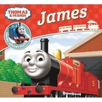 (Good)-Thomas & Friends: James (Thomas Engine Adventures) (Paperback)-Emily Stea