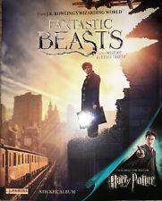 Fantastic Beasts Panini Sticker Album