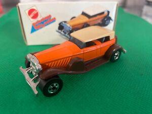 Hot Wheels Redline '31 Doozie Flying Colors Boxed mebetoys