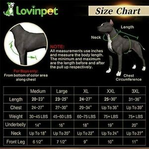 LovinPet Dog Jammies For Pitbulls/Full Coverage Dog Pjs /large dog clothe