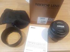 Nikon 85mm 1.8g condizioni eccellenti