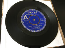 """The Rothchilds - You've Made Your Choice / It's Love U.K 7"""" 1966 Decca Demo"""