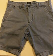 INDUSTRIE ORIGINAL CASUAL SHORTS AS NEW  SIZE 30 Free Delivery in Australia
