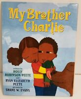 "My Brother Charlie by Holly Robinson Peete: New ""AutismAwareness Interview incl"""