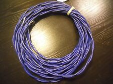 10 AWG STRANDED TWISTED POWER CABLE 42' Duel Cable
