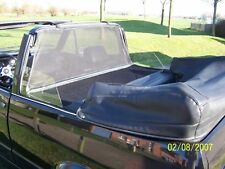 Wind deflector - windblocker VW Golf Mk1 cabriolet