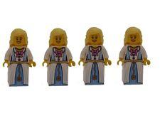 LEGO 4x principessa MINI PERSONAGGIO Burg Signora Princess NUOVO cas515