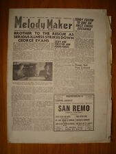 MELODY MAKER 1946 AUG 31 TEDDY FOSTER PREAGER JAZZ