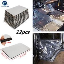 Navastar Car Firewall Sound Deadener Heat Shield Insulation Noise Deadening Mats