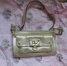 Juicy Couture Bag Turnlock Wristlet Travel Wallet NEW $158