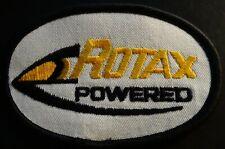 "VINTAGE ROTAX POWERED SKI-DOO SNOWMOBILE PATCH NEW 4"" X 3"" NICE"