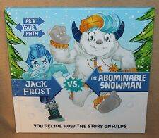 Jack Frost vs. the Abominable Snowman Pick Your Path Christmas Book