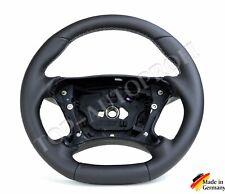 MB mercedes w211 w209 AMG vaivén volante volante de cuero nuevo refieren aplanamiento