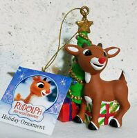 Rudolph The Red Nosed Reindeer RUDOLPH HOLIDAY XMAS  Ornament Kurt Adler
