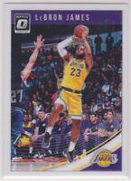 2018-19  LeBron James Donruss Optic NBA Basketball Card #94 - Los Angeles Lakers