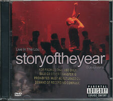 Story Of The Year Live In The Lou / Bassassins (Explicit Version) CD + DVD '05