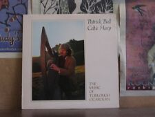 PATRICK BALL, CELTIC HARP TURLOUGH O'CAROLAN - LP