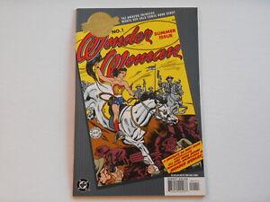DC Millenium Edition, (DC Aug. 00), Wonder Woman 1 (1942), 9.0 VF/NM