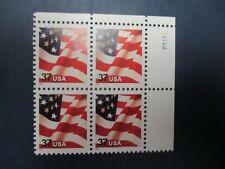 Mint Nh United States Plate Block Scott # 3629 F
