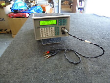 Tegam 1750 High Speed Micro Ohm Meter With 17501 Kelvin Klip Leads