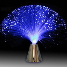 Multicolor Fiber Optic Lamp Light Holiday Wedding Centerpiece Fiberoptic LED