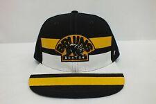 BOSTON BRUINS RETRO SNAPBACK HAT CAP NEW By ZEPHYR