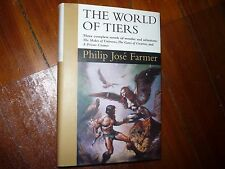 The World of Tiers, Vol. 1 Philip Jose Farmer 1st HC/DJ