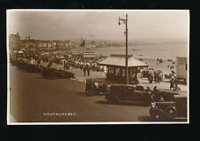 Dorset WEYMOUTH Bay Sea Front Used 1931 RP PPC