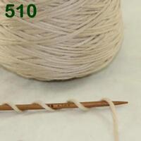 1 Cone 400g Worsted Cotton Chunky Super Bulky Hand Knitting Yarn Aran