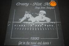 "BOYS FROM BELGIUM ""Crazy"" (Hot Mix) 12"" MAXI VINYL / RADIO RECORDS - DK3621"