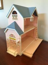 Vintage Maple Town Post Office (plays well with Sylvanian and Calico Critters)