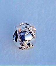 NWT AUTHENTIC  PANDORA GOLDEN DRAGONFLIES Charm *rare*             790898