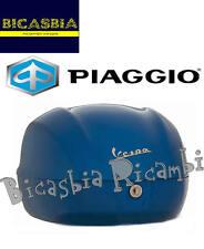 9434 - BAULETTO POSTERIORE  BLU GAIOLA 261/A VESPA 50 125 150 SPRINT