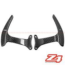 Ferrari 488 GTB Steering Wheel Shift Paddle Panel Cowling 100% Dry Carbon Fiber