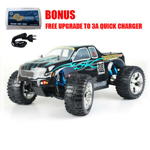 Hsp Remote Control Rc Car Remote Control Brushless 4Wd Off Road Monster Truck Pr