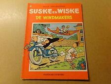 STRIP / SUSKE EN WISKE 126: DE WINDMAKERS   Herdruk 1979