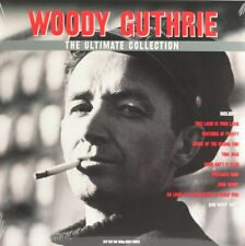 Woody Guthrie, The Ultimate Collection  Vinyl Record *NEW*