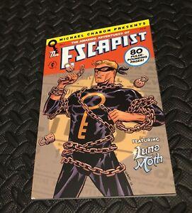 THE AMAZING ADVENTURES OF THE ESCAPIST #1 Dark Horse Comics 2004 Kavalier & Clay