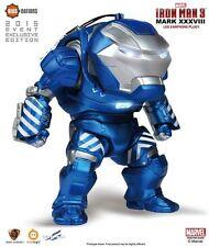 Kids Logic 2015 EXCLUSIVE Marvel Iron Man 3 Mark 38 Igor Mini LED Earphone Plugy