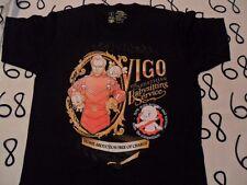Small- NWOT Tee Villain Pre Shrunk Vigo The Carpathian T- Shirt