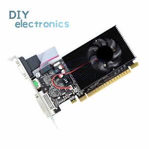 GT730 2GB Graphics Card 64Bit GDDR3 GT 730 2G D3 Game Video Cards US