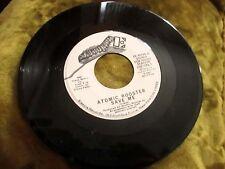 ATOMIC ROOSTER  Save Me  rare radio promo 45 ELEKTRA 1972 VG++