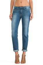 Joes Jeans Straight Ankle Riya Medium Wash Womens Size 26 *NEW* $158