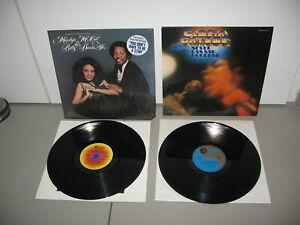 Marilyn McCoo -I hope we get to love in time/Mahalia Jackson/Gloria Gaynor (4LP)