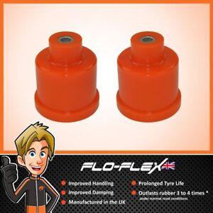 Seat Leon + Cupra Rear Axle Beam Bushes in Poly Polyurethane Flo-Flex