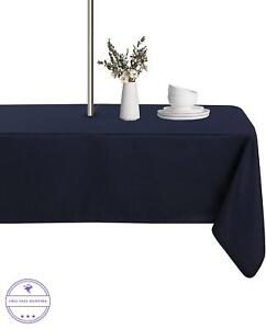 New Dining 4th of July Patriotic Navy Summer Patio Indoor & Outdoor Tablecloth